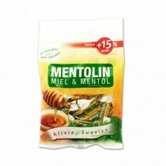 Mentolin Caramelos de Miel - 123g