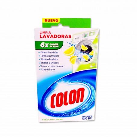 Colon Limpia Lavadoras Frescor a Limón - 250ml