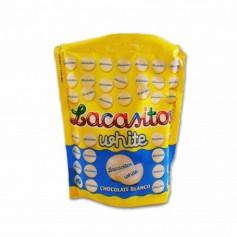 Lacasitos Grageas de Chocolate Blanco Recubierta con Azúcar Coloreado - 150g