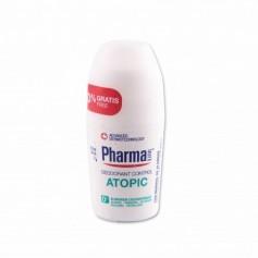 Pharma Desodorante Control Atopic Aloe Vera - 25ml + 50% Gratis