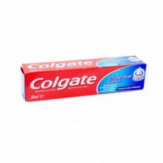 Colgate Pasta de Dientes Protection Caries - 50ml