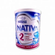 Nestlé Leche de Continuación Nativa 2 - 800g
