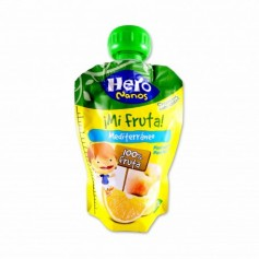 Hero Mi Fruta Mediterráneo - 100g
