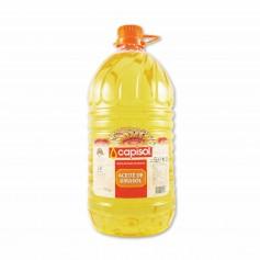 Capisol Aceite de Girasol - 5L