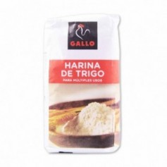 Gallo Harina de Trigo para Múltiples Usos - 1kg
