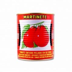 Martinete Tomate Entero Pelado en su Jugo - 790g