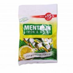 Mentolin Caramelos de Limón & Melisa - 115g
