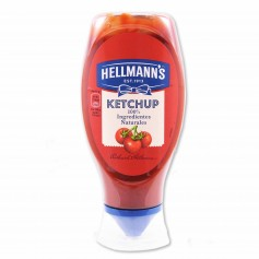Hellmann´s Ketchup Ingredientes Naturales - 486g