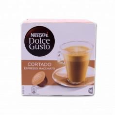 Nescafé Dolce Gusto Cortado Expresso Macchiato - (16 Cápsulas) - 100,8g