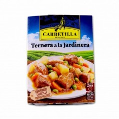 Carretilla Ternera a la Jardinera - 275g