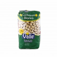 Valle Garbanza Blanca Mantecosa - 500g