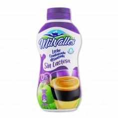 Milvalles Leche Condensada Desnatada - 450g