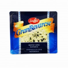 Gran Bavarese Queso Azul Natural - 100g