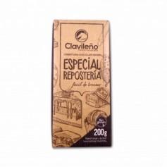 Clavileño Chocolate Negro Especial Repostería - 200g
