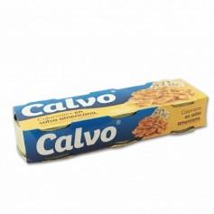 Calvo Calamares en Salsa Americana - (3 Unidades) - 240g