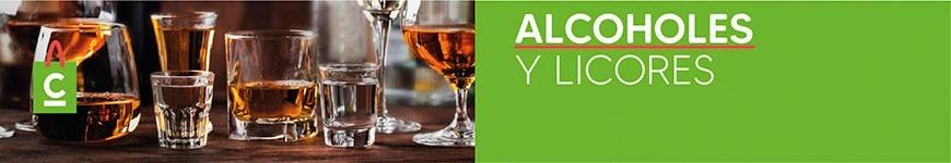 Alcoholes y Licores
