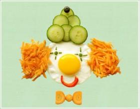 Formas divertidas para que tus hijos coman alimentos saludables.